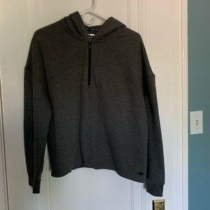 DKNY cropped hoodie